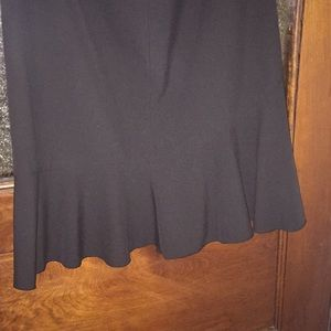 The Limited Ruffled Pencil Skirt